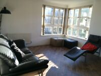 Old Town Edinburgh, 2 bedroom flat to rent with parking