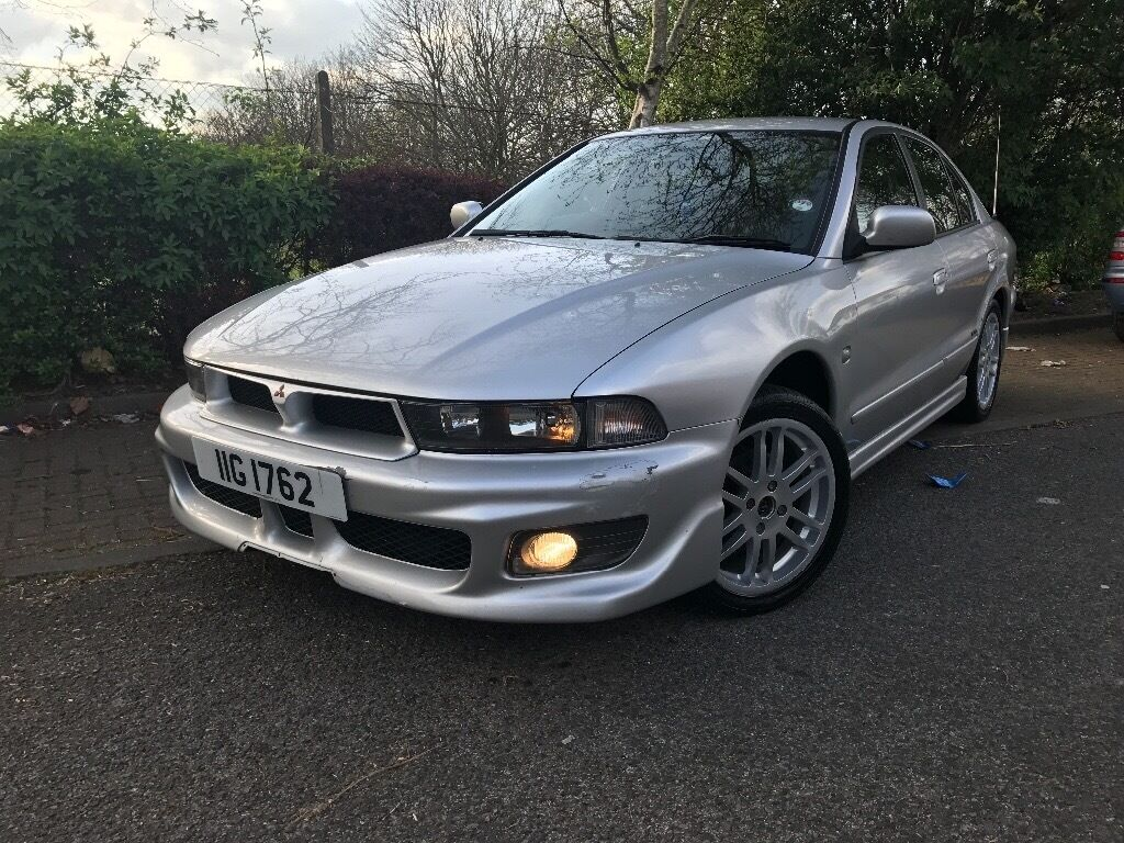 Mitsubishi Galant 2 5 V6 2002 Automatic Low Mileage In