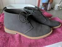Mens Boots Lace Desert Boot