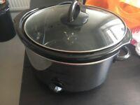 Crockpot slow cooker for sale
