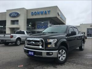 2015 Ford F-150 XLT 4x2 | LOW KILOMETERS | We Finance