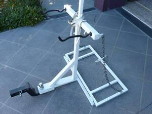 Tricycle Car Carrier Frame Warner Pine Rivers Area Preview