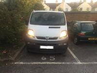 Low mileage Vauxhall Vivaro Van