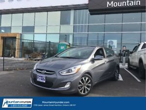 2017 Hyundai Accent GLS | SUNROOF | ALLOYS |