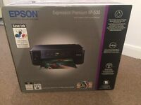 Epson Expression Premium XP-530 - new with receipt