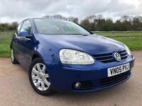 Volkswagen Golf 2.0 GT FSI 3 Door (Low Miles)