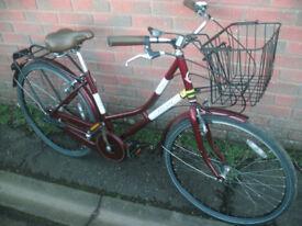 Real Classic Ladies Town Bike