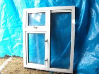 PVC White Second Hand Windows for Sale