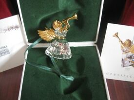 Swarovski Crystal Memories Angel 1997