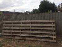 Free 11ft pallets