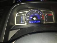 Honda Civic Hybrid 1.4 Full Service history