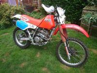 Honda XR 250 1993