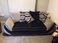 Multicoloured Sofa