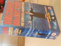Michael McIntyre - The Complete Laughter Box (3 DVD's). Unopened. Only £4. Call Dave on 07817423403.
