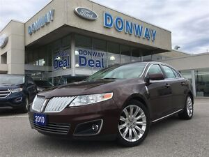 2010 Lincoln MKS | LUXURY | LOW KILOMETERS | EXCELLENT CONDITION