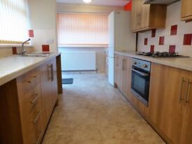 ** Available Now –– A SPACIOUS two bedroom terrace with OFF-ROAD PARKING in popular area**
