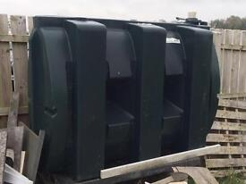 Slim line oil tank for sale