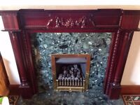 Fireplace Fire Surround Traditional