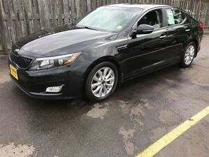 2014 Kia Optima EX, Leather, Heated Seats, Bluetooth