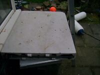 EVENT FOLDING TABLE FOR CAR BOOTS ETC