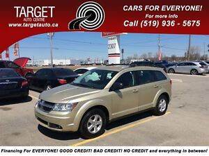 2010 Dodge Journey SE LOW LOW KMS !!!!!!!!!!!!!