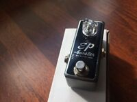 Xotic EP Boost pedal - like new with box