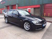 BMW 3 Series 2.0 318d M Sport 4dr (FULL SERVICE HISTORY) (2 KEYS) 2006