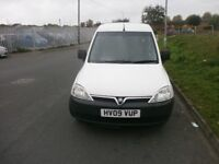 VAUXHALL COMBO 1.3 CDTI REAR SEATS FULL MOT