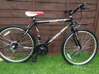 Gents / boys exodus mountain bike