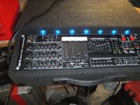 McGregor Mixer Amp 650 x 650 Watts Per Channel Output With Effects