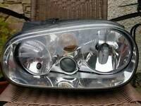 VALEO VW Golf Mk4 headlights