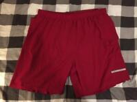 Woven short Red XXL