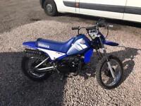 Yamaha PW80 genuine may Swap PX WHY