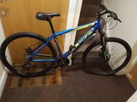 Alpina Mountain Bike with 29 inch size and 18 inch frame size
