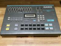Casio RZ-1 Digital Sampling Drum Machine (vintage 80s)