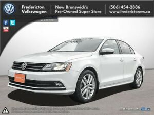 2015 Volkswagen Jetta Highline 1.8T 5sp