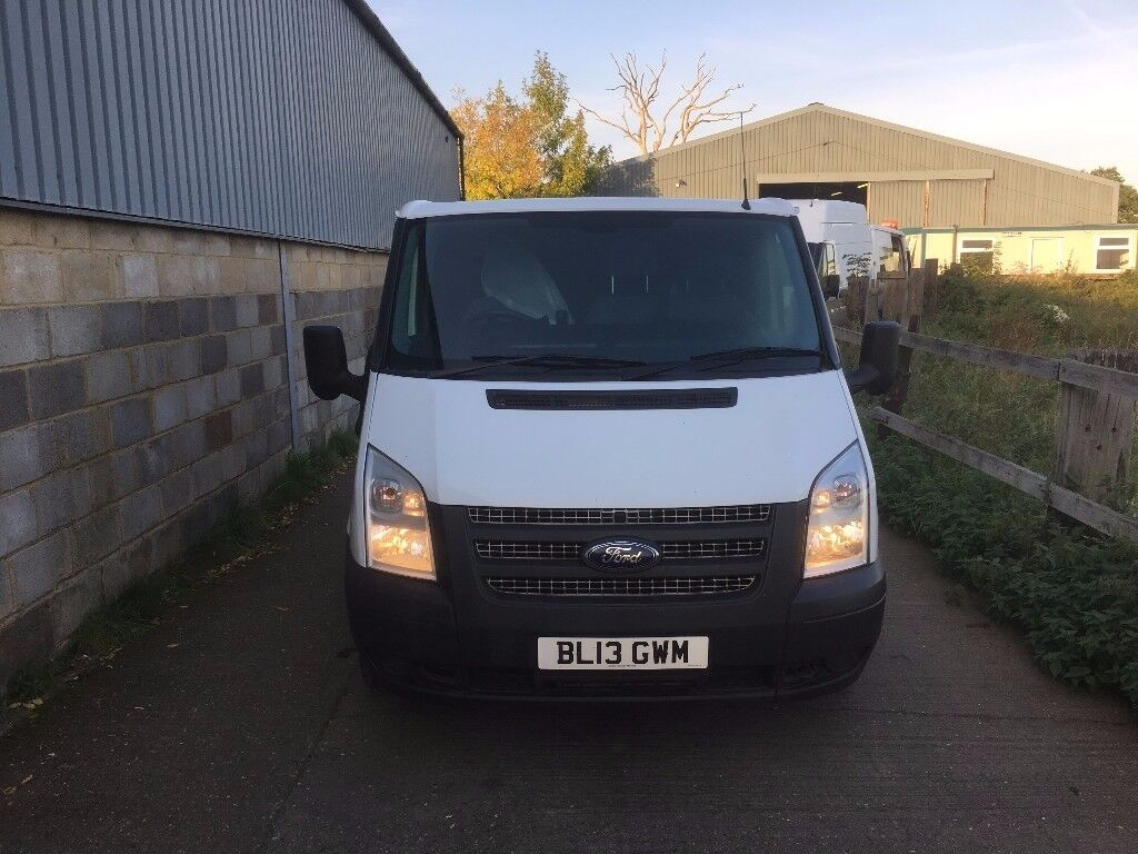 FORD TRANSIT SWB LOW ROOF.2013.CHOICE OF 3 VANS.FINANCE AVAILABLE.