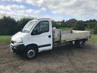 VAUXHALL MOVANO 2.5 DIESEL TRUCK 2006 56-REG FULL SERVICE HISTORY *1 YEARS MOT* DRIVES EXCELLENT