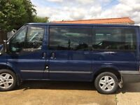 Ford transit minibus for sale
