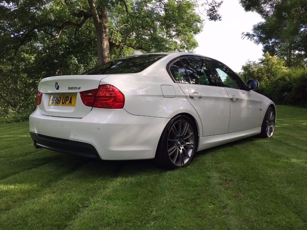 2011 e90 bmw 3 series 320d m sport plus edition saloon | in huntly