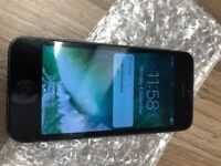i Phone 5S 16GB Black back - Unlocked - Very good condition