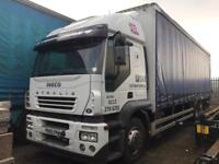 Iveco stralis 26 Ton auto curtain side Truck 2006 Breaking