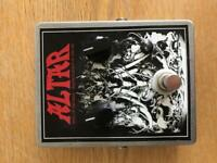 Fuzz Pedal 'Altar' by Nine Of Swords
