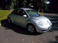 2006/56 VW BEETLE 1.6 LUNA, FSH, LONG MOT