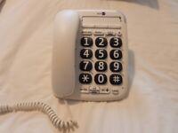 BT BIG BUTTON TELEPHONES