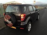 2007 new shape 1.5 Terios 4x4