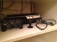PlayStation 3 With Mic Good condition