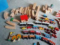 Brio train set plus ELC and much more