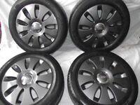 """16"""" Audi Alloy Wheels"""