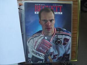 "FS: NHL Beckett/C.S.C. ""Autographed"" Back Issues London Ontario image 3"